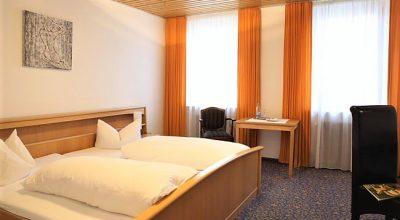 Hotel Rössle - Doppelzimmer Basic im Stammhaus